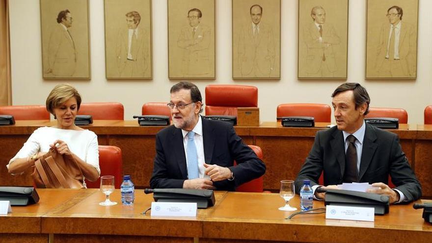 Rajoy reúne mañana a sus diputados ante la persistencia del bloqueo político