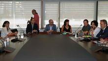 Los trabajadores de Eulen votarán la propuesta de la Generalitat para acabar la huelga del Prat
