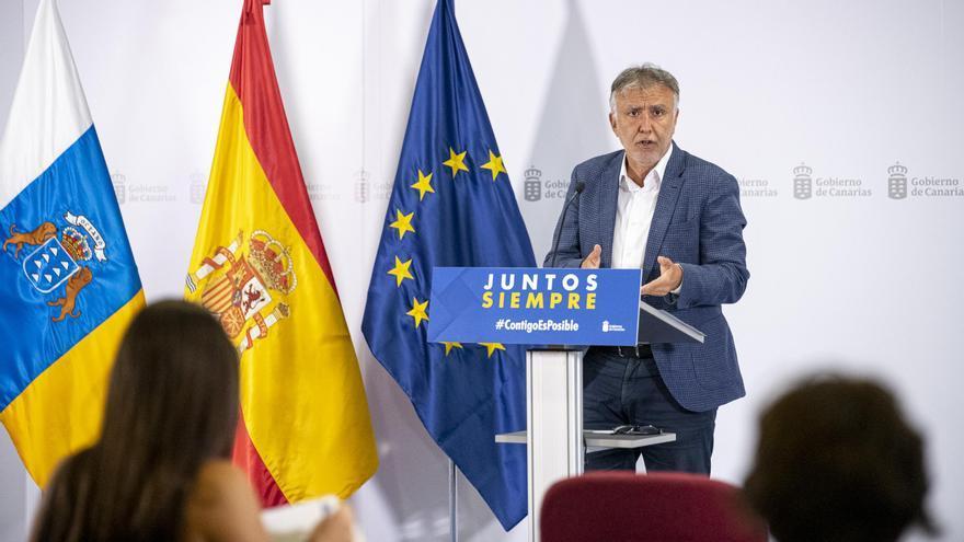 """Torres: """"Si no se es responsable en Canarias  con las medidas de seguridad ante la pandemia, lo van  a pagar las personas y la economía de las Islas"""""""