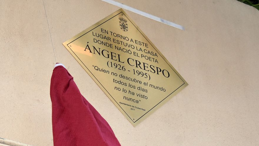 Homenaje Ángel Crespo