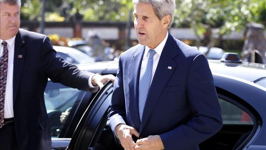 Kerry viaja a Jordania para tratar las tensiones en Jerusalén y visitará EAU