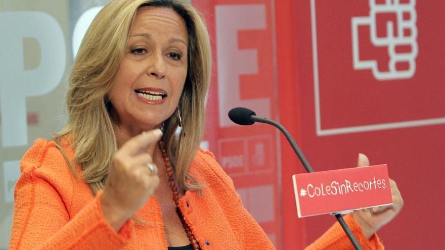 """Trinidad Jiménez equipara la de Feijóo a la """"pésima gestión"""" de Mariano Rajoy"""