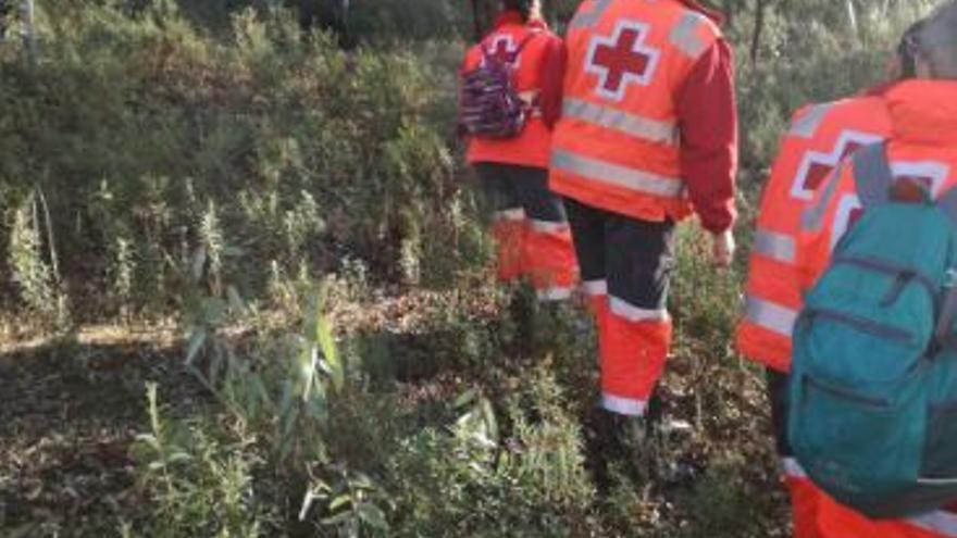 Cruz Roja Extremadura Monesterio Manuela Chavero busqueda