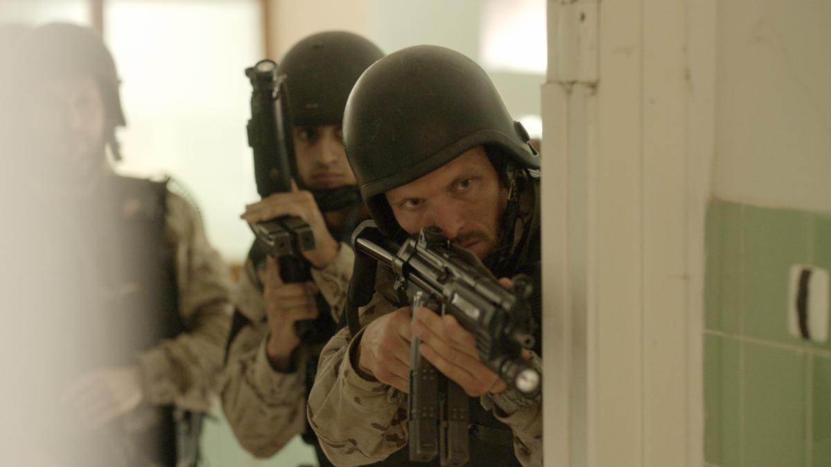 Escena de la serie documental 'GEO: Más allá del límite'