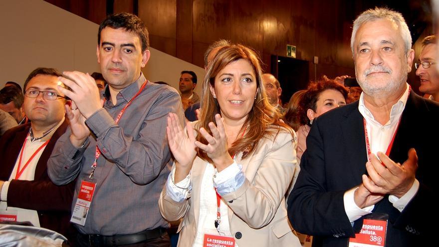 El Comité Director de PSOE-A acuerda por aclamación proponer a Susana Díaz candidata a presidenta de la Junta
