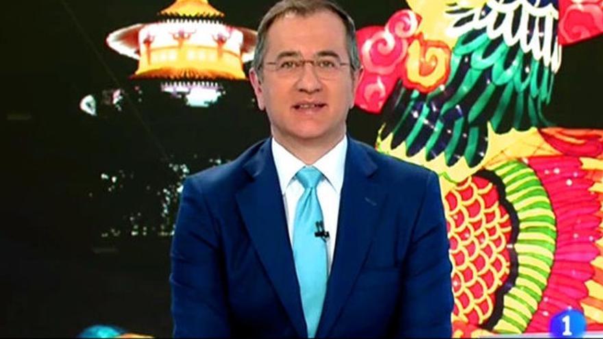 TVE año nuevo chino