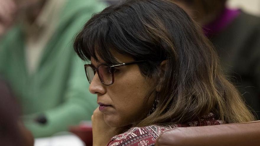 Teresa Rodríguez dice que Andalucía como nacionalidad histórica es una nación