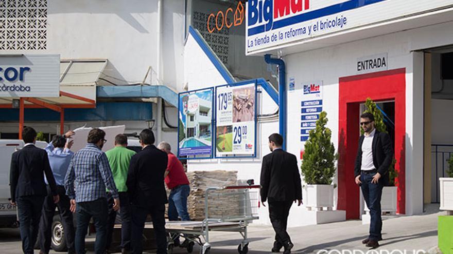 Inauguración del nuevo establecimiento | MARÍA TERESA SÁNCHEZ