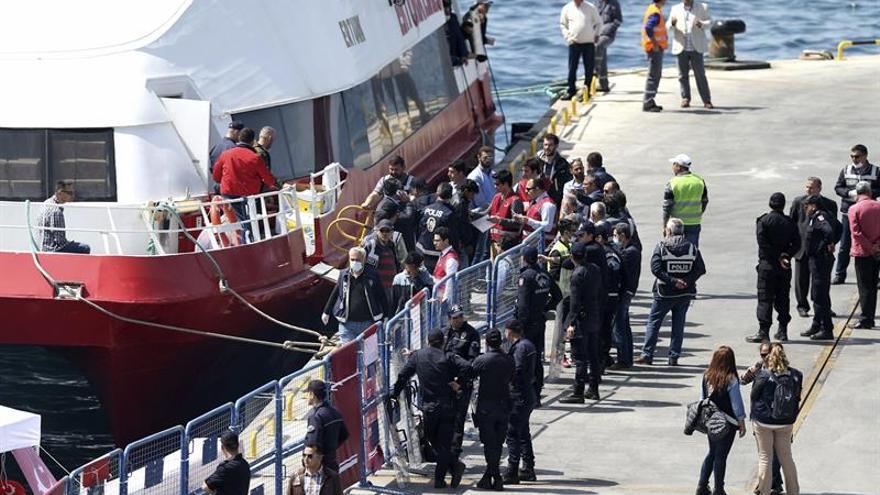 Suben a 800.000 los refugiados en Turquía que reciben ayuda económica de la UE