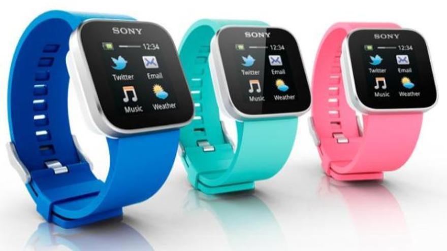 Todo sobre los smartwatches relojes con aplicaciones m viles - Relojes de pared grandes modernos ...
