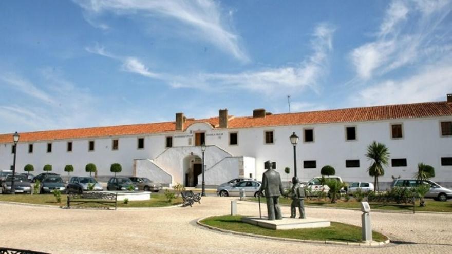 Cuartel de Caballería de Olivenza