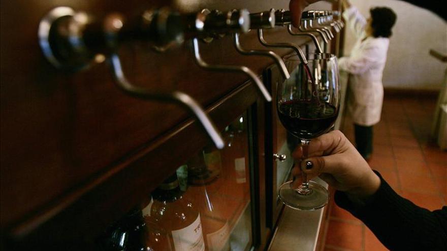 Una aplicación de móvil argentina ayudará a escoger el vino para la comida