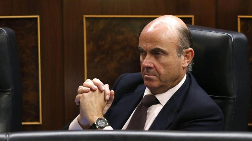 De Guindos asegura que Bankia tiene que ser un elemento fundamental para recuperar las ayudas
