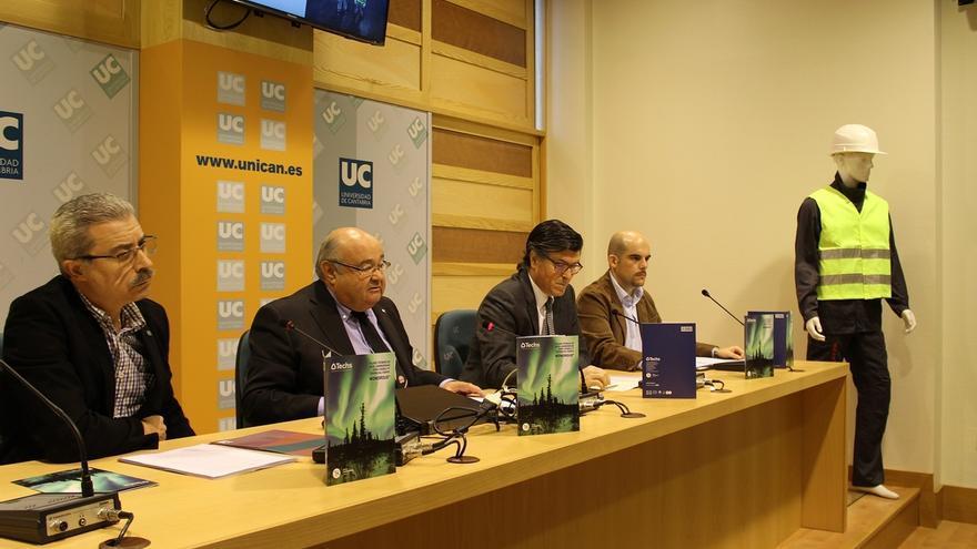 La UC y Textil Santanderina crean un innovador tejido fosforescente de larga duración