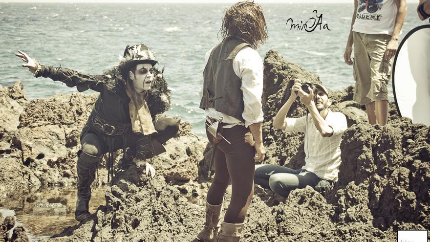 Parte del largometraje  'Ánima' se rodará en La Palma.