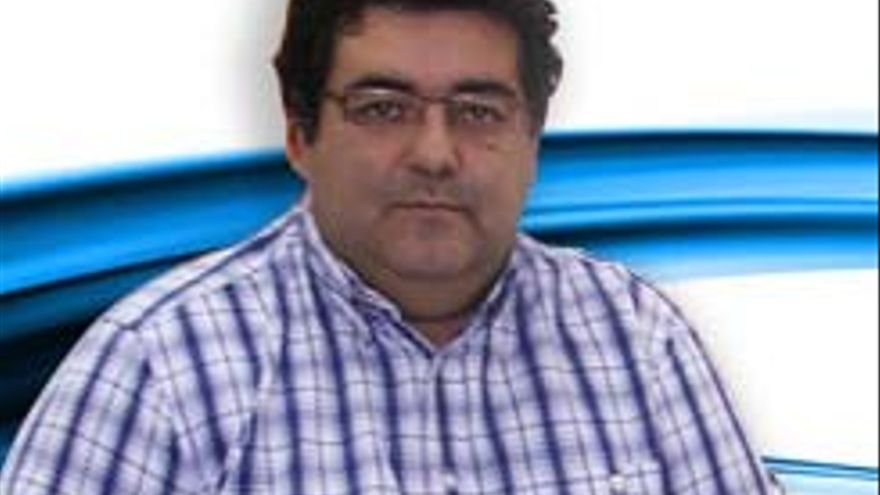 Rafael Moreno (FOTO: rafaelmorenosegura.blogspot.com.es)