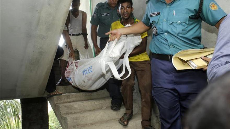 Un grupo yihadista reivindica el asesinato de un bloguero en Bangladesh