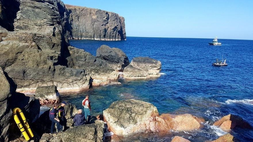 Los servicios de búsqueda encuentran en el mar el cuerpo sin vida de la persona desaparecida.