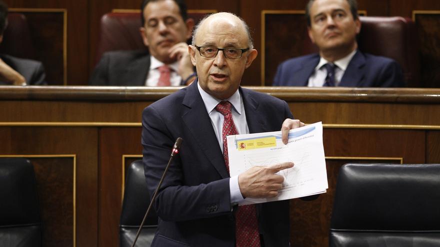Montoro se ha desviado en un punto del objetivo de déficit pactado con Bruselas.