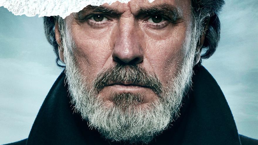 José Coronado como Nemo Bandeira en 'Vivir sin permiso'