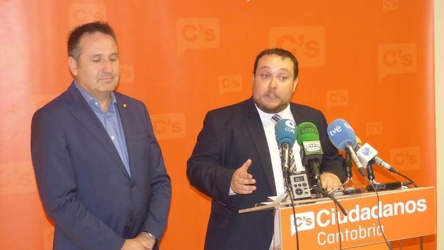 C's pide explicaciones a Sota por los gastos de las empresas públicas