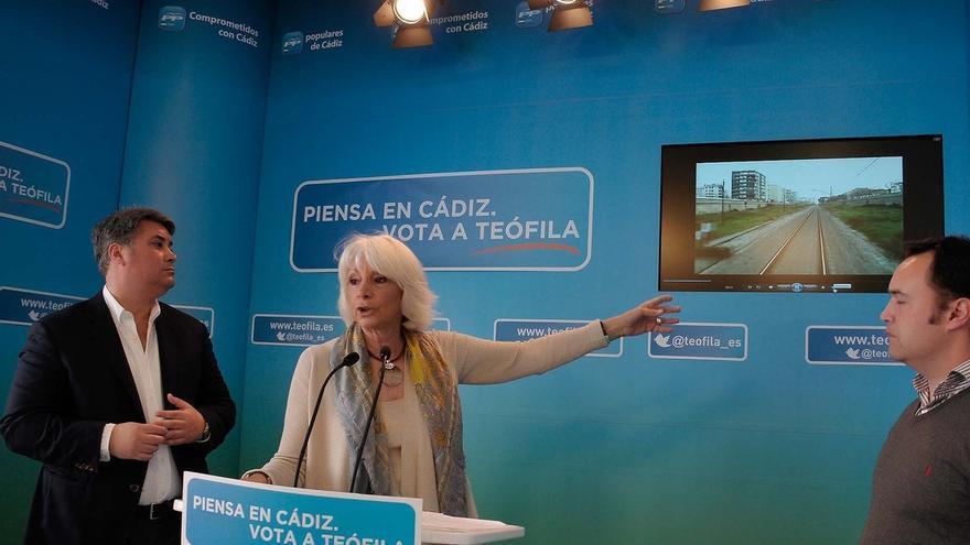 """Teófila Martínez propone una ciudad donde """"pasear, montar en bicicleta y con buen servicio de transporte"""""""
