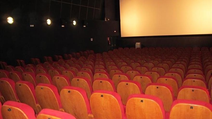 Los espectadores de cine caen un 18% en un año en Cantabria