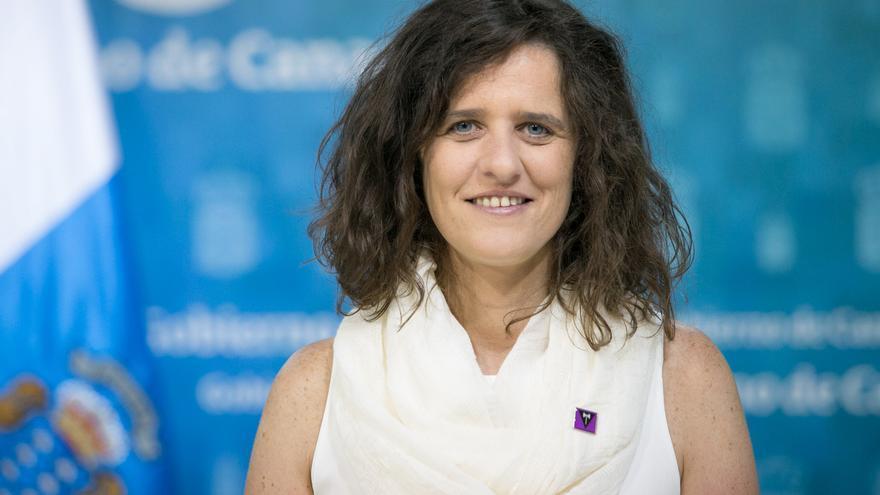 La directora del ICI, Kika Fumero.