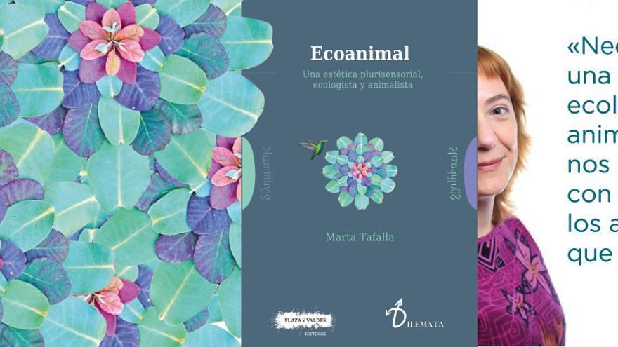 Marta Tafalla Publica Su Estetica De La Naturaleza Ecoanimal