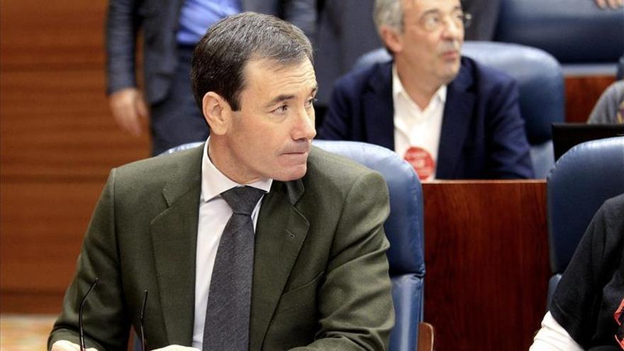 """Tomás Gómez dice estar """"preocupado"""" porque sólo el PSM tiene candidatos"""