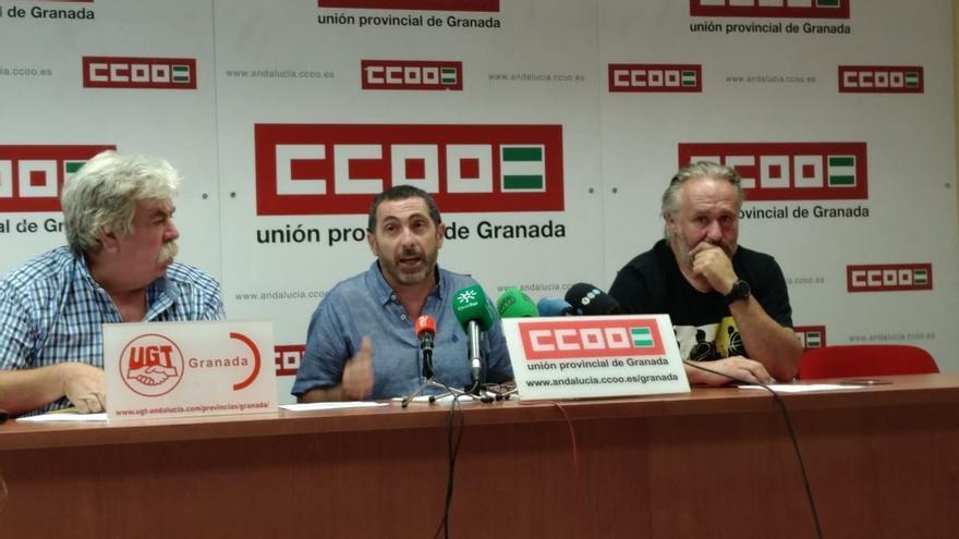 """Trabajadores de Cetursa valoran de """"rotundo éxito"""" la huelga  por sus condiciones laborales"""