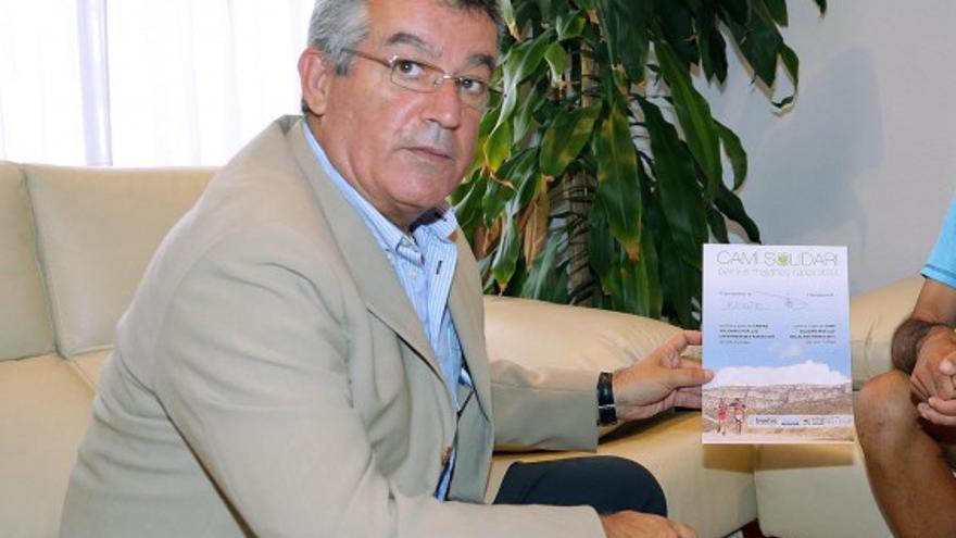 El concejal de Acción Social en el Ayuntamiento de Alicante, el popular Antonio Ardid