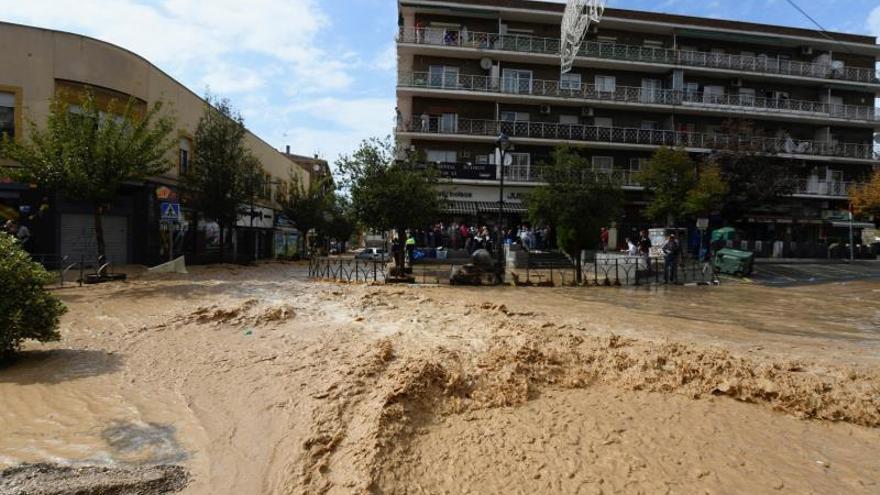Los municipios de Madrid en riesgo de inundación por culpa del urbanismo