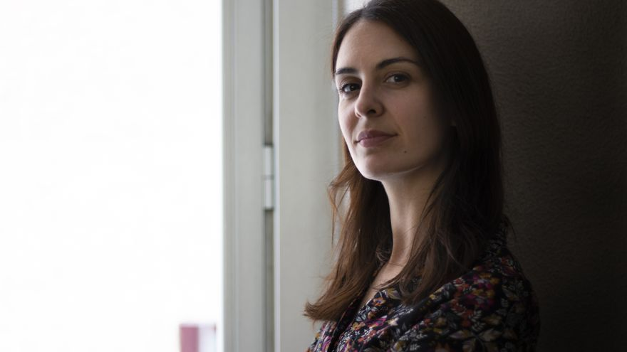 Rita Maestre, portavoz mediática de Más Madrid en el Ayuntamiento de Madrid