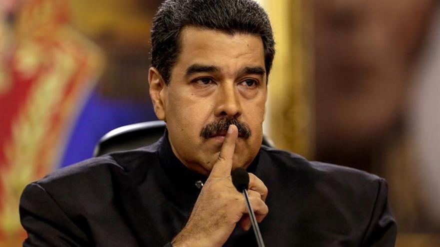 """Maduro insiste en que convocará una """"cumbre mundial de solidaridad"""" con Venezuela"""