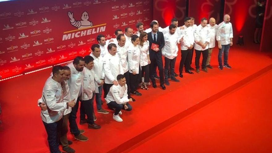 Un total de 24 restaurantes vascos en la Guía Michelin 2020 y entra con una estrella el Ola de Martín Berasategui