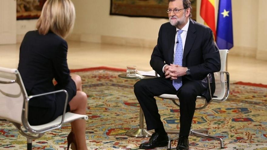 """Rajoy dice que no se le ha """"pasado por la imaginación"""" renunciar y se considera """"un activo"""" para el PP"""
