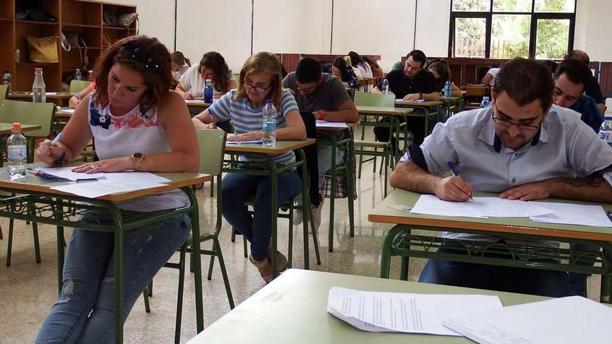 Oposiciones maestros