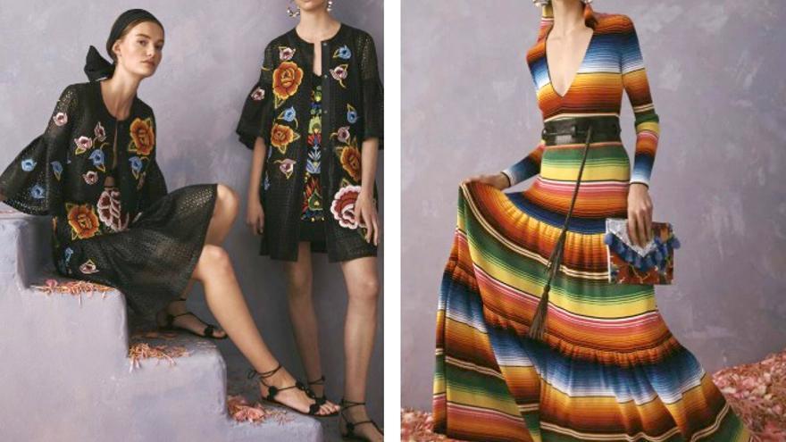 Acusan de plagio a la nueva colección de Carolina Herrera
