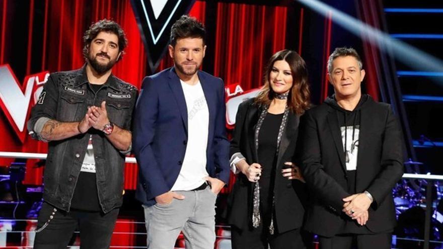 Antena 3 lanza ya 'La Voz' en la noche habitual de 'Tu cara me suena'