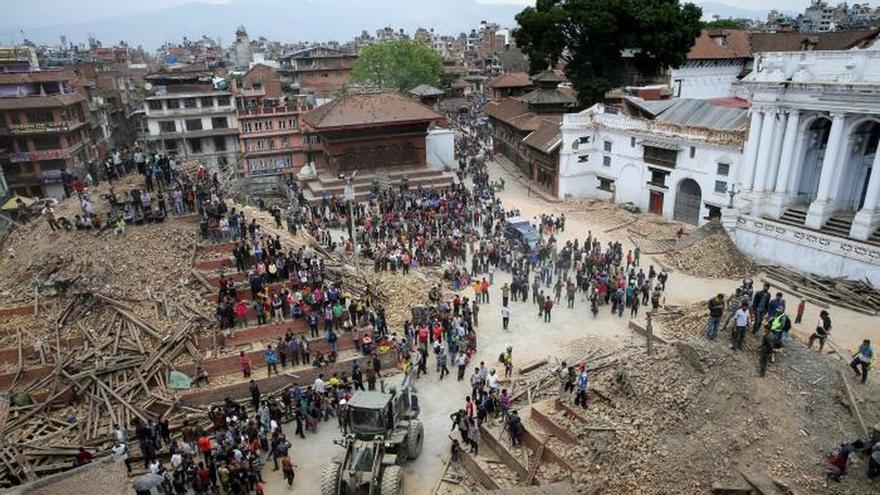 Nepal aún espera fondos para la reconstrucción 3 años después del terremoto