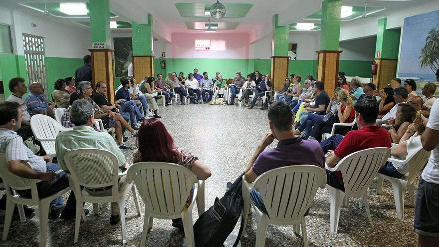 XII Asamblea del Círculo Podemos Las Palmas de Gran Canaria (ALEJANDRO RAMOS)
