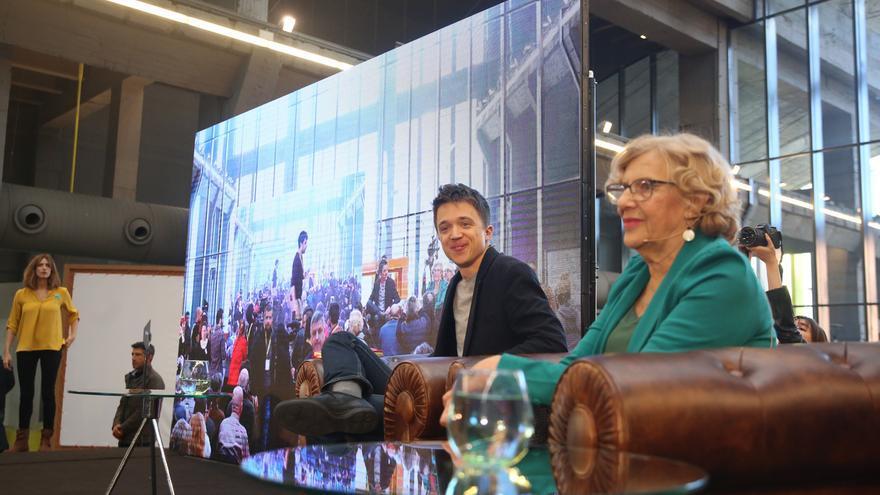 """Errejón puntualiza que la JEC deja abierta la participación de Más Madrid en debates y destaca el """"efecto boomerang"""""""