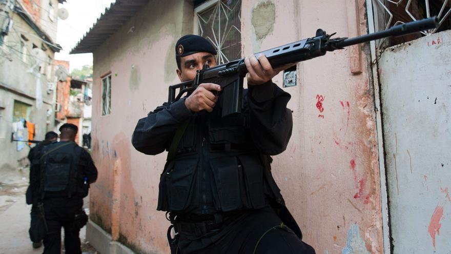 Los militares reforzarán la seguridad en favelas de Río para las elecciones