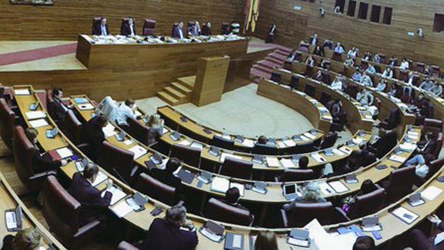 El pleno de las Corts Valencianes ha aprobado los presupuestos para 2016