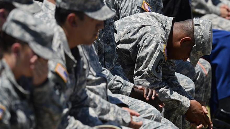 El Pentágono eleva la alerta en sus bases por temor a ataques de yihadistas