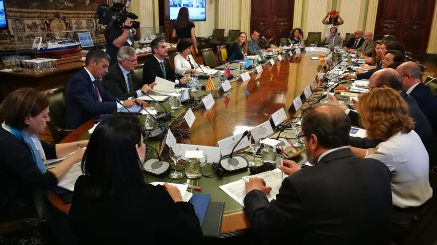 Reunión de la Conferencia sectorial de Agricultura y Desarrollo Rural.