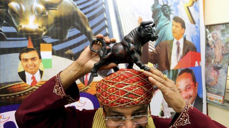 La economía india sigue creciendo pese al menor ritmo del segundo trimestre
