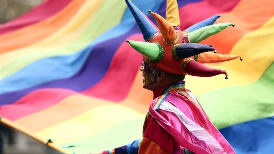 Diez detenidos en Tiflis en el Día Internacional contra la Homofobia