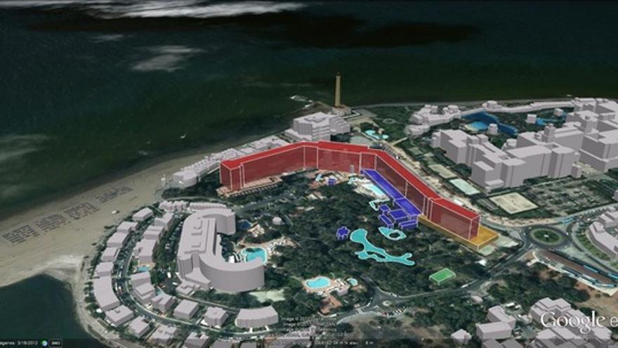 Vea las imágenes del proyecto de RIU #26